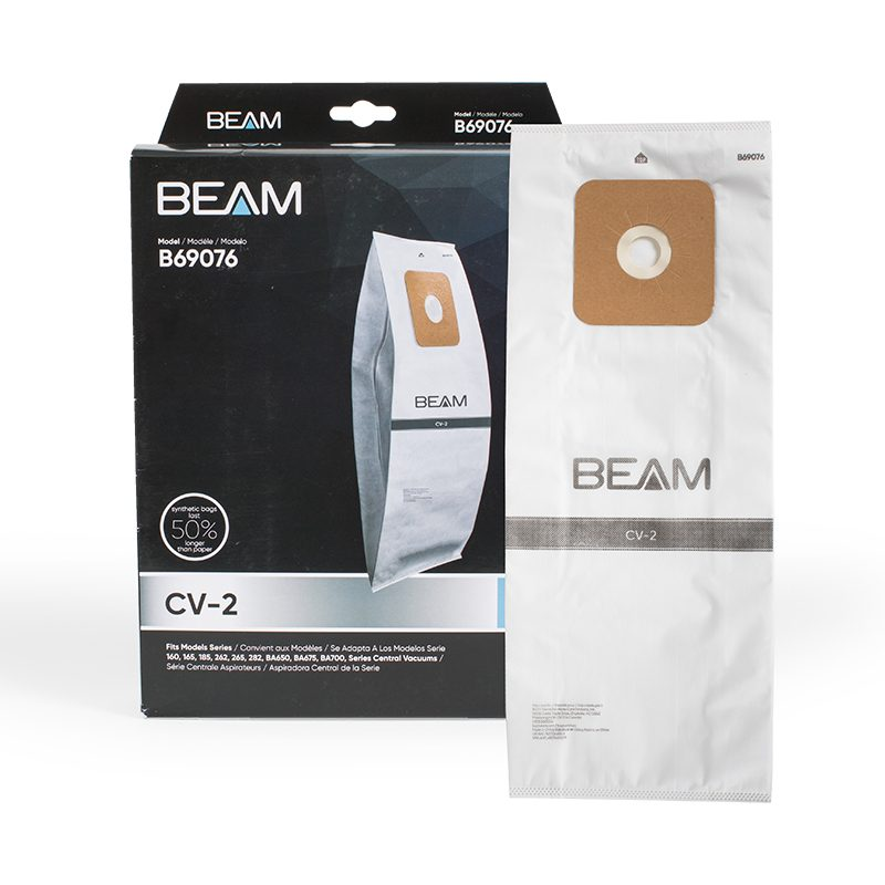Beam CV-2 Premium Synthetic Vacuum Bag