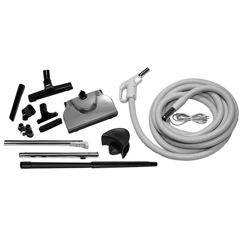 Ensemble de nettoyage électrique Classic II – Boyau de 9,1 m (30′)